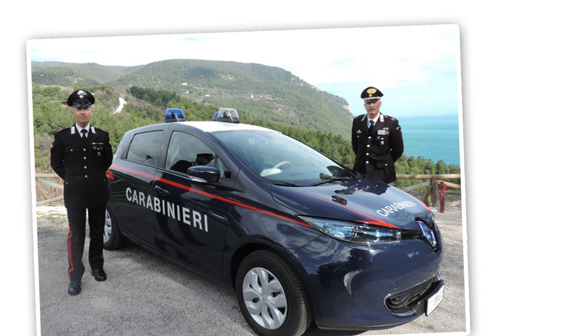 Osimano di 43 anni ne dichiara l'uso personale SE NE VA IN GIRO CON L'HASHISH NELLE MUTANDE! I Carabinieri segnalano incensurato