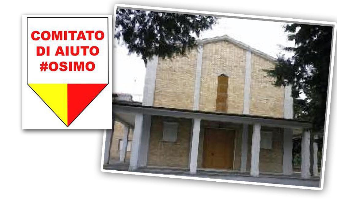 IL COMITATO AIUTI OSIMO SI ATTIVA PER LA CHIESA DI SAN PATERNIANO