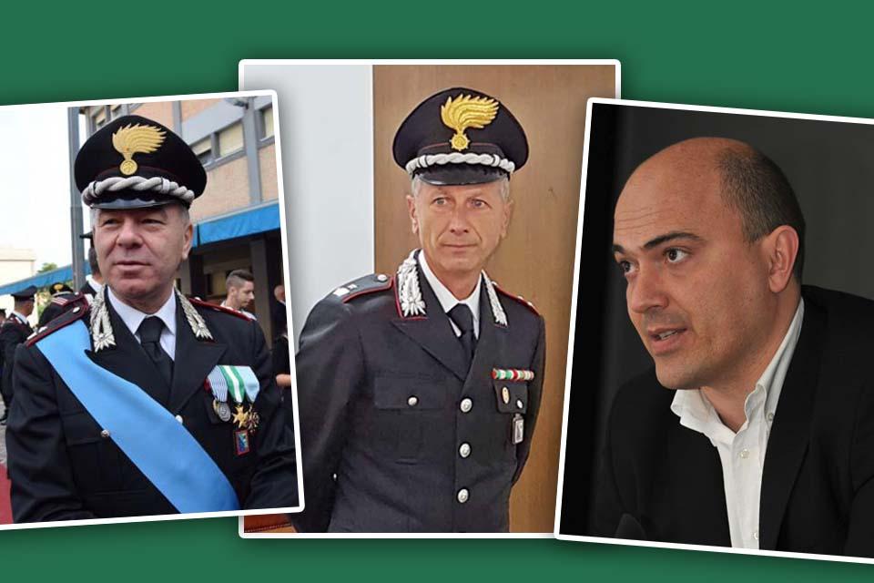 INCAUTO PUGNALONI DIMENTICA VOLUTAMENTE L'ARMA TUTTI PREMIATI, PERSINO I CANI… MA NON I CARABINIERI!
