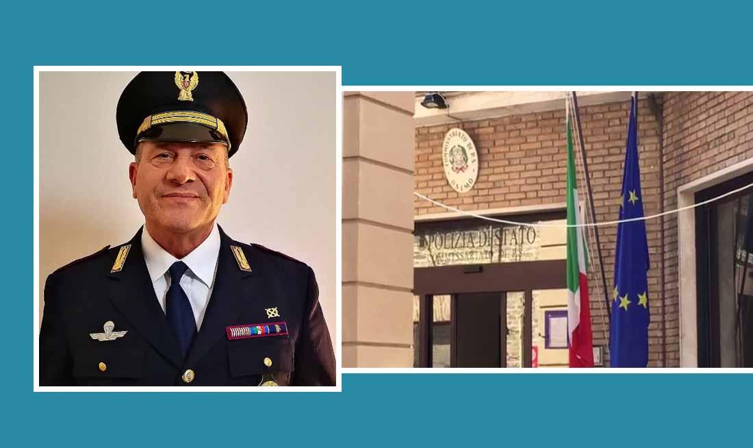 IN PENSIONE L'ISPETTORE MASSIMO PIETROSELLI INVESTIGATORE VECCHIO STAMPO E POLIZIOTTO DOC
