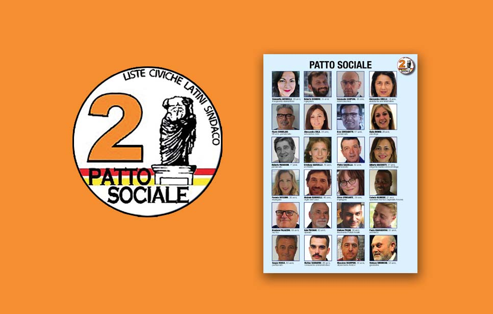 "PREFERENZE ""PATTO SOCIALE"""
