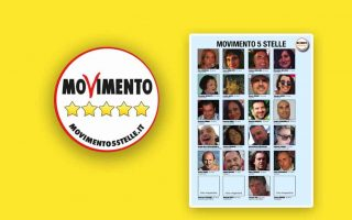 "PREFERENZE ""MOVIMENTO 5 STELLE"""
