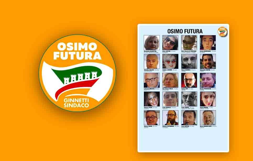 """PREFERENZE """"OSIMO FUTURA"""""""