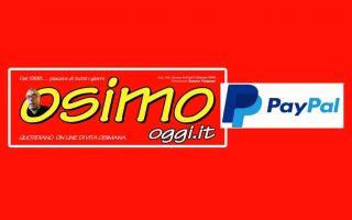 """DA LUGLIO OSIMO OGGI.it DIVENTA A PAGAMENTO """"PRONTI PER IL GIUDIZIO DELL'EDICOLA VIRTUALE"""""""