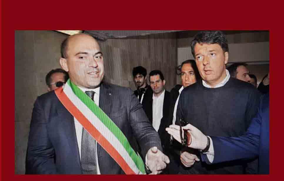 PUGNALONI SI CONFERMA SUPER FORTUNELLO POLITICO LA SMARCATURA DI RENZI DAL PD APRE SCENARI ROMANI