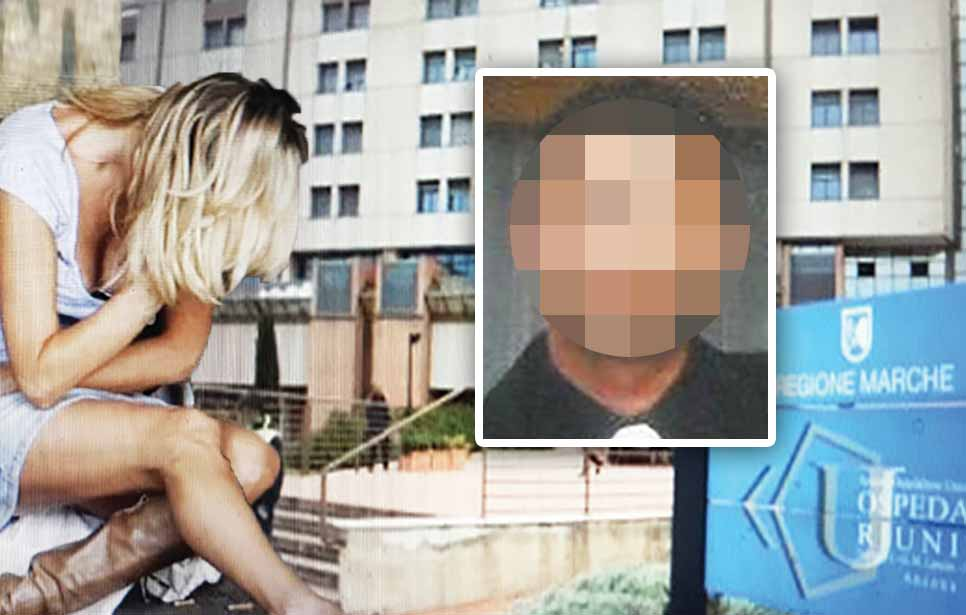 VIOLENZA SESSUALE IN OSPEDALE SU MINORENNE. 5 ANNI ALL'OSIMANO…