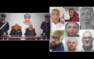 LE CARTE DI IDENTITÀ SPALANCANO POGGIOREALE OSIMO SBARAGLIA UNA BANDA DI 7 NAPOLETANI