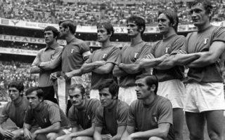 50 ANNI FA ITALIA GERMANIA 4 A 3, LA PARTITA! L'EVENTO SPORTIVO PIU' GRANDE NELLA STORIA
