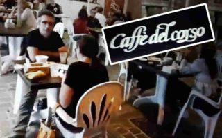 ORDINANZA, PUGNALONI RISPETTATO SOLO DAL CAFFÈ DEL CORSO! TUTTI – MA PROPRIO TUTTI GLI ALTRI LOCALI – L'HANNO VIOLATA…