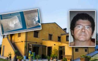 SAPPANICO, BED AND BREAKFAST CON AGGIUNTA DI COCA ARRESTATO PER LA TERZA VOLTA L'ALBERGATORE LORIS BARLETTA
