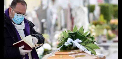 SORPRESISSIMA, 100.000 MORTI COVID MA I DECESSI NON AUMENTANO! NEL 2020 REGISTRATI NEL COMPRENSORIO GLI STESSI LUTTI DEL 2019
