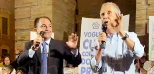 """""""UN PIFFERAIO MAGICO PER UN POPOLO DI CREDULONI E IGNORANTI!"""" GINNETTI LODA CIVISMO DI SAMPAOLO, RIDICOLIZZATO DALLA FOLLA"""